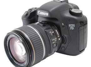 Canon EOS 7D Digital SLR Camera Review