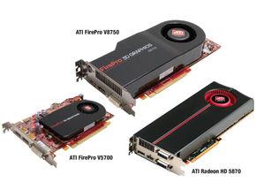 ATI Video Card Comparison Review