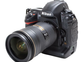 Nikon D3S DSLR Review