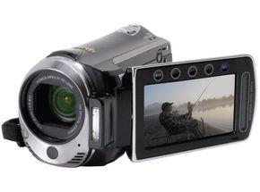 JVC GZ-HM550 Bluetooth HD Camcorder Review