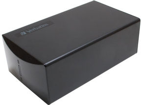 Verbatim 2-Disk RAID External Hard Drive 2TB Review