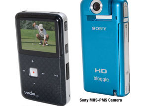 Creative Labs Vado HD and Sony Bloggie Review