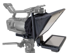 QTV SSP07 & QStart Compact Teleprompter  Reviewed