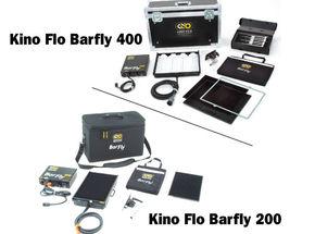 Kino Flo BarFly 400 & BarFly 200 Kits  Reviewed