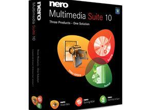 Nero Multimedia Suite 10 Intermediate Editing Software  Reviewed