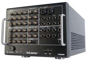 NewTek TriCaster TCXD300 Review