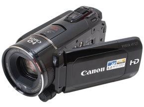 Canon VIXIA HF S21 HD Camcorder Review