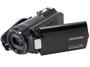 Samsung HMX-H200 HD Camcorder Reviewed