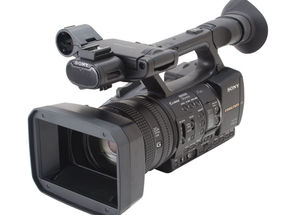 Sony HXR-NX5U HD Camcorder  Reviewed
