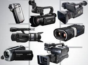 All Camcorders Buyer's Guide