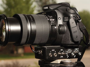 How to Get the Best Audio from HDSLR Cameras