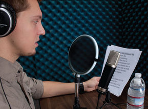 The Art of the Voice Over