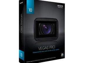 Sony Vegas Pro 10 Advanced Editing Software Review