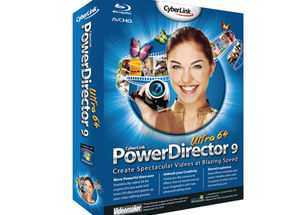 CyberLink PowerDirector 9 Ultra64 Introductory Editing Software Review
