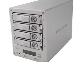 Enhance Technology Proavio EditBOX EB400FR RAID Reviewed