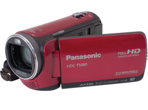 Panasonic HDC-TM80 HD Camcorder Review