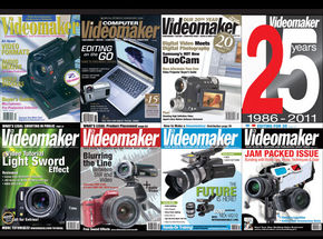 Videomaker's Silver Anniversary