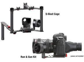 iDC Run & Gun Kit and U-Boat Cage Reviewed
