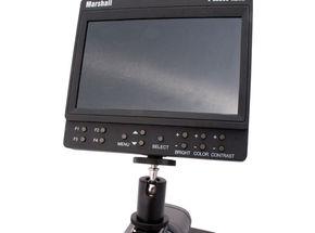 Marshall Electronics V-LCD50-HDMI Portable Field Monitor Reviewed