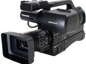 Panasonic AG-HMC80P AVCCAM HD Shoulder Mount Camcorder Reviewed