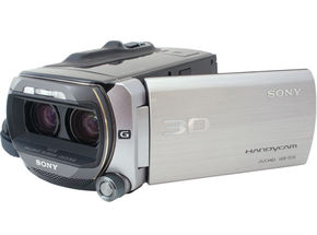 Sony HDR-TD10 3D Camcorder Review