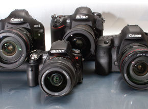 DSLRs and Interchangeable Lens/Mirrorless Digital Cameras Buyer's Guide