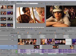 Sony Vegas Pro 11 Advanced Editing Software Review