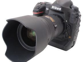 Nikon D4 DSLR  Review