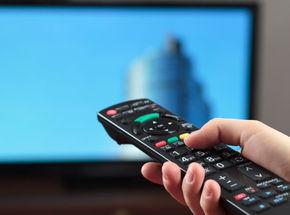remote control for a TV