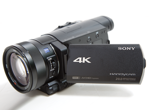 Sony FDR-AX100 Handycam Camcorder