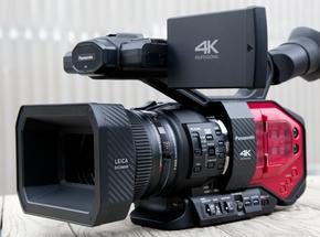 Panasonic AG-DVX200 Fixed-lens Camera