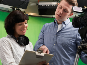 The Key Role of the Director Off-set