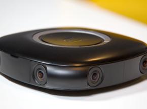 Humaneyes  Vuze 4K 3D 360 Spherical VR Camera