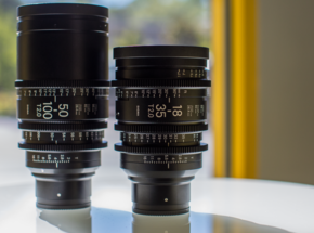 Sigma 18-35 T2 & 50-100mm T2 Cine High-Speed Zooms