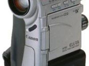 New Elura comes with Progressive Scan CCD