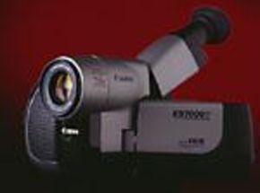 Hi8 Camcorder Review: Canon ES7000V NTSC and PAL Camcorder