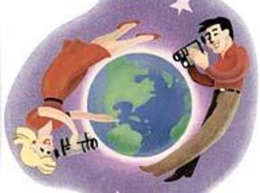 Viewfinder: Solving Global Problems with Video