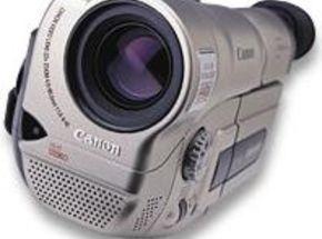 Hi8 Camcorder Review: Canon  ES8000