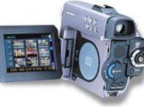 Sony DCM-M1 MiniDisc Camcorder Review
