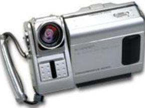 Sharp Mini DV Camcorder Reivew: Sharp VL-FD1U