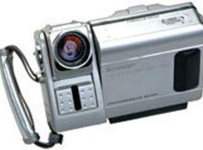 Test Bench:Sharp VL-FD1U Mini DV Camcorder