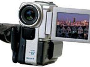 Mini DV Camcorder Review: Sony DCR-PC5