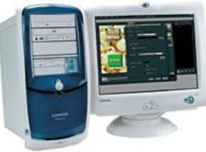 Test Bench:Compaq Presario 7000Z DVD-R Turnkey Editing Computer