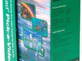 Test Bench: Ulead Pick-a-Video Stock 3D Collection