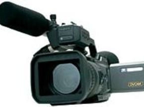 Sony DSR-PD150 DVCAM Camcorder Review