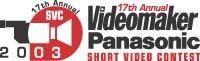 2003 Videomaker/Panasonic Short Video Contest Winners