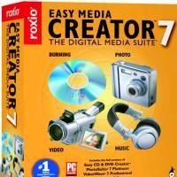 Roxio Easy Media Creator 7 Disc Authoring Suite Review