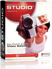 Pinnacle Studio 9 Editing Software Review