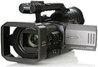 Test Bench:Panasonic AG-DVX100A camcorder