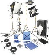 Lowel DV Creator 44 Tungsten Four-Light Kit Review
